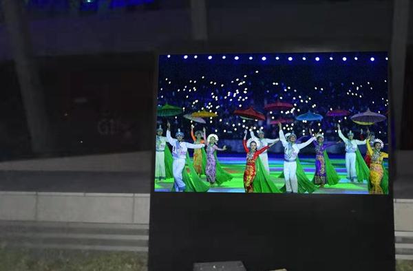 郑州奥体中心小间距