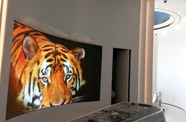 LED透明屏花屏的解决方法(二)